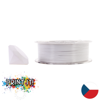 PLA PRINT IT! Ghost White 1,75 mm 1 kg