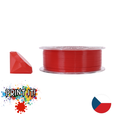 PLA PRINT IT! Candy Red 1,75 mm 1 kg